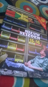 Pick up a programme for Het Paleis