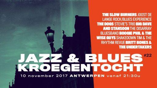 jazz&blueskroegentocht
